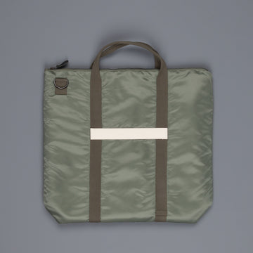 The Real McCoy's Helmet Bag Sage