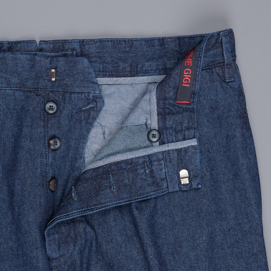 The Gigi Tonga L denim pants