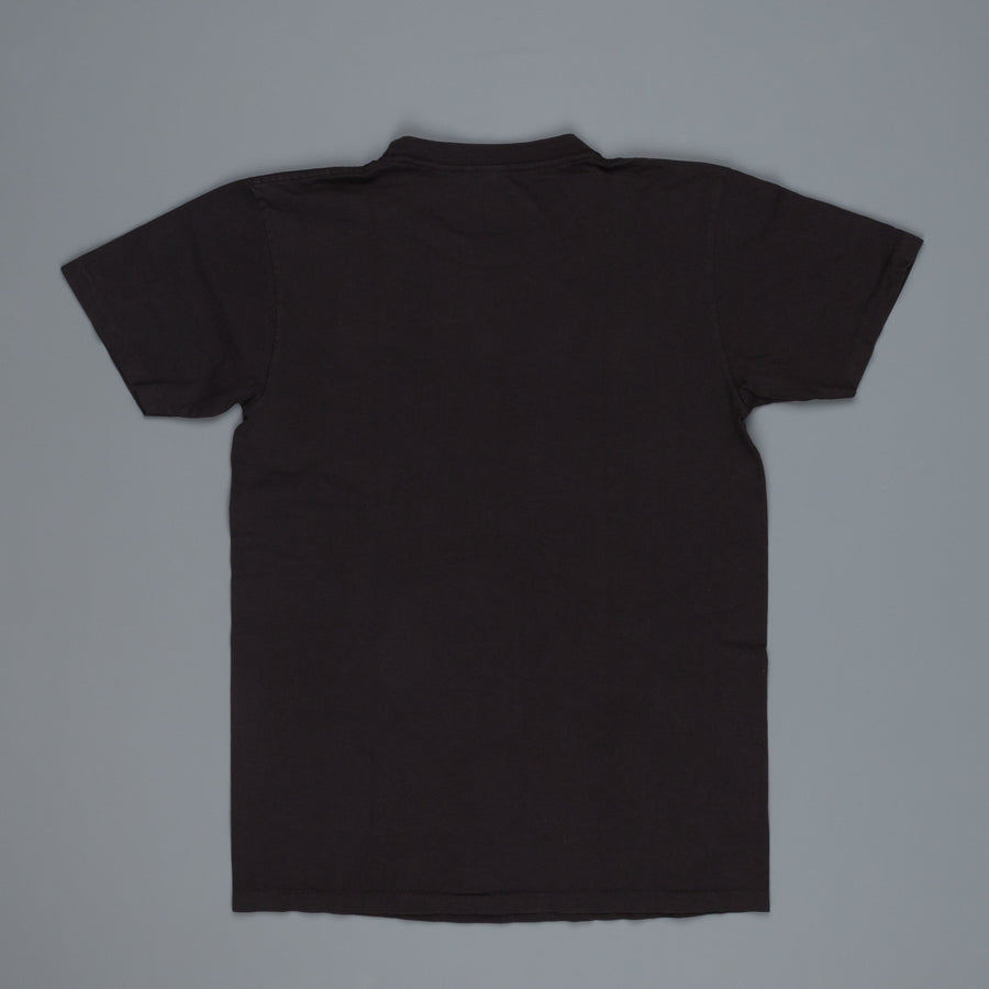 Velva Sheen 2-Pack Pocket Tee's Black