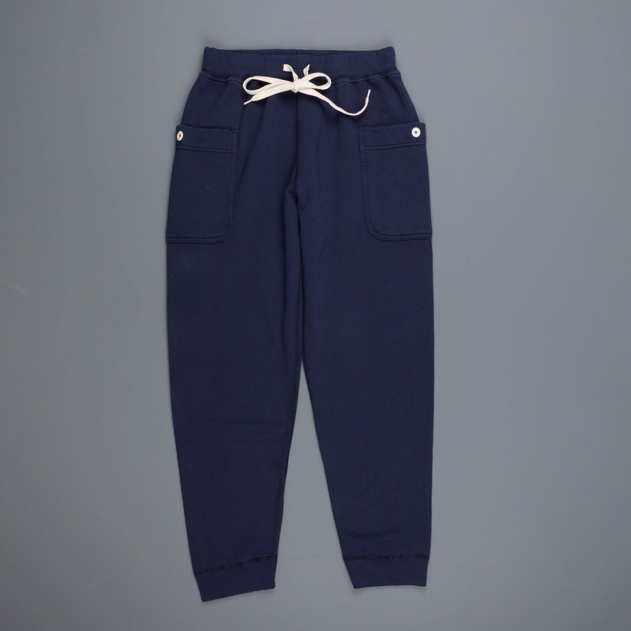 Velva Sheen  8 oz Viper sweatpants Navy