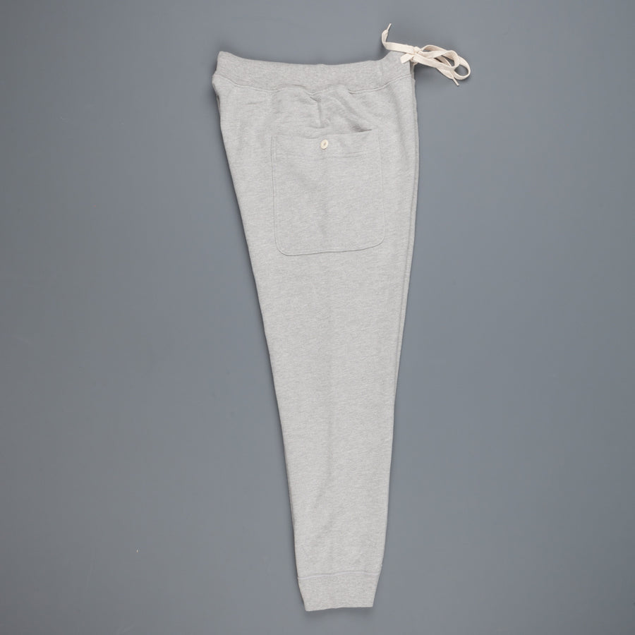 Velva Sheen  8 oz Viper sweatpants Heather grey
