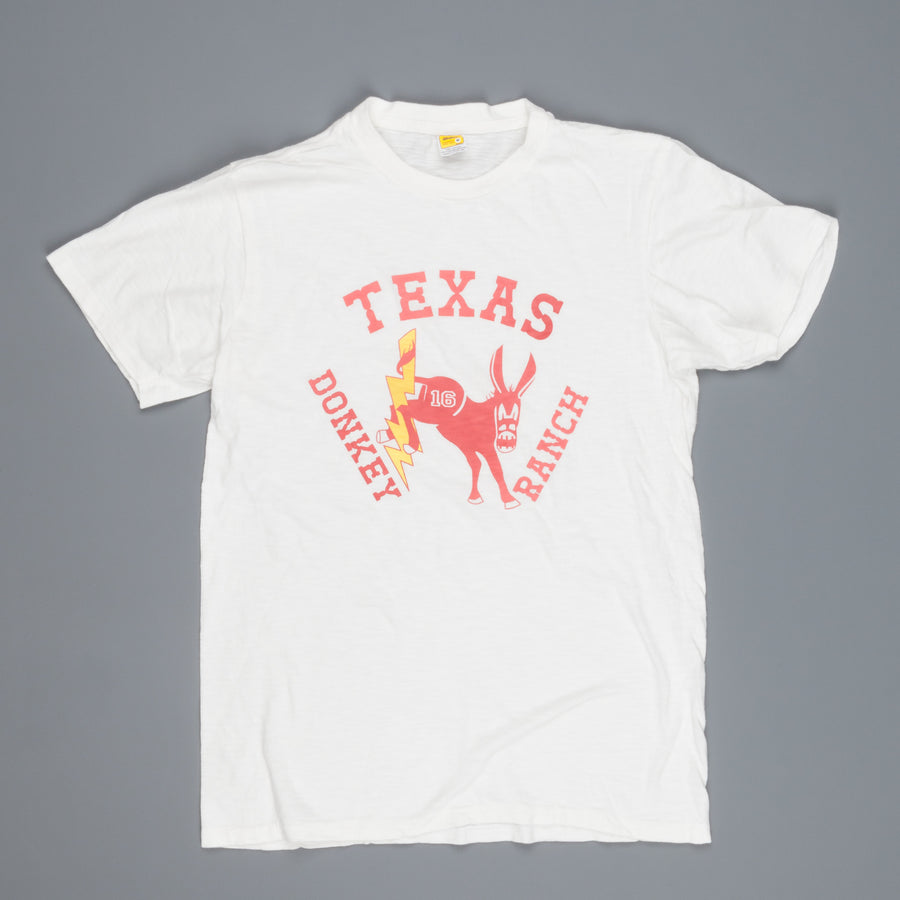 Velva Sheen Texas Donkey Ranch White