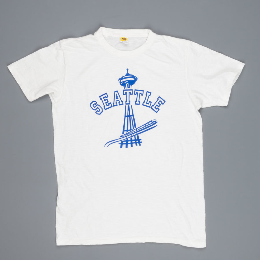 Velva Sheen Seattle tee White