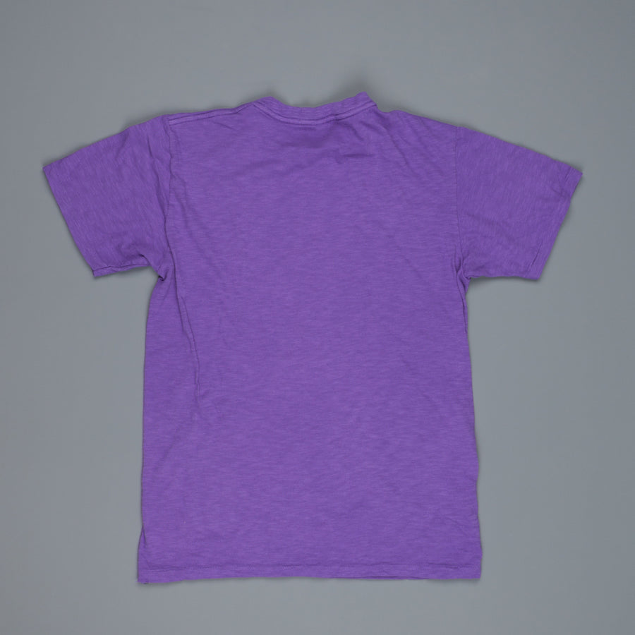 Velva Sheen Seattle tee purple