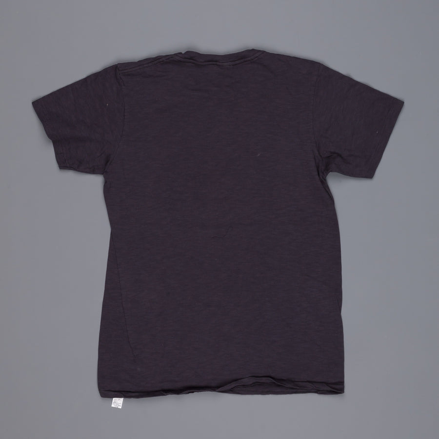 Velva Sheen shortsleeve Camp tee Black