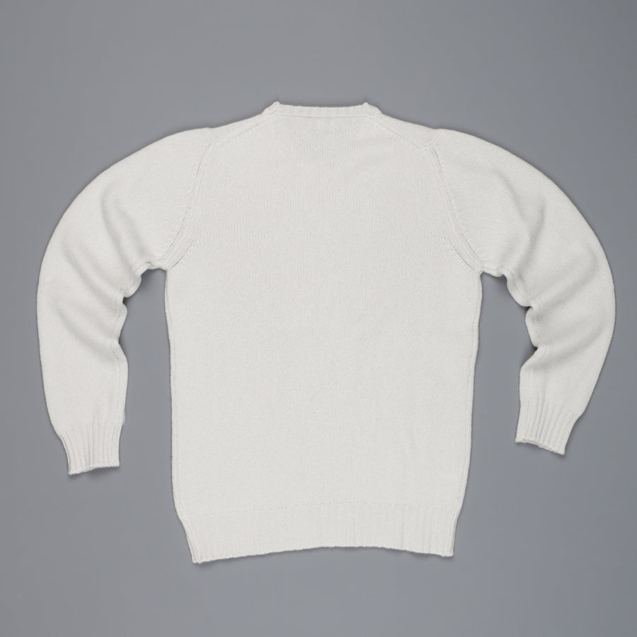 William Lockie Gullan Super Geelong Crew Neck Aspen