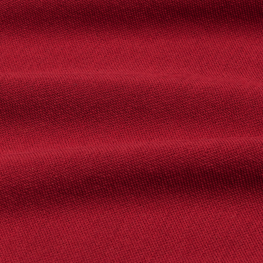 Zanone ML Polo Ice Piquet Rosso Scuro