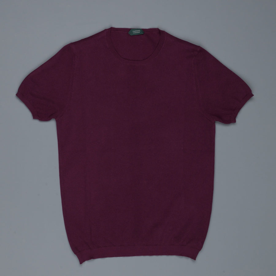 Zanone Mc sweater Burgundy