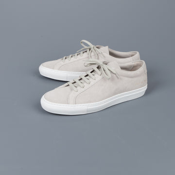 Common Projects Original Achilles Low in suede Grey