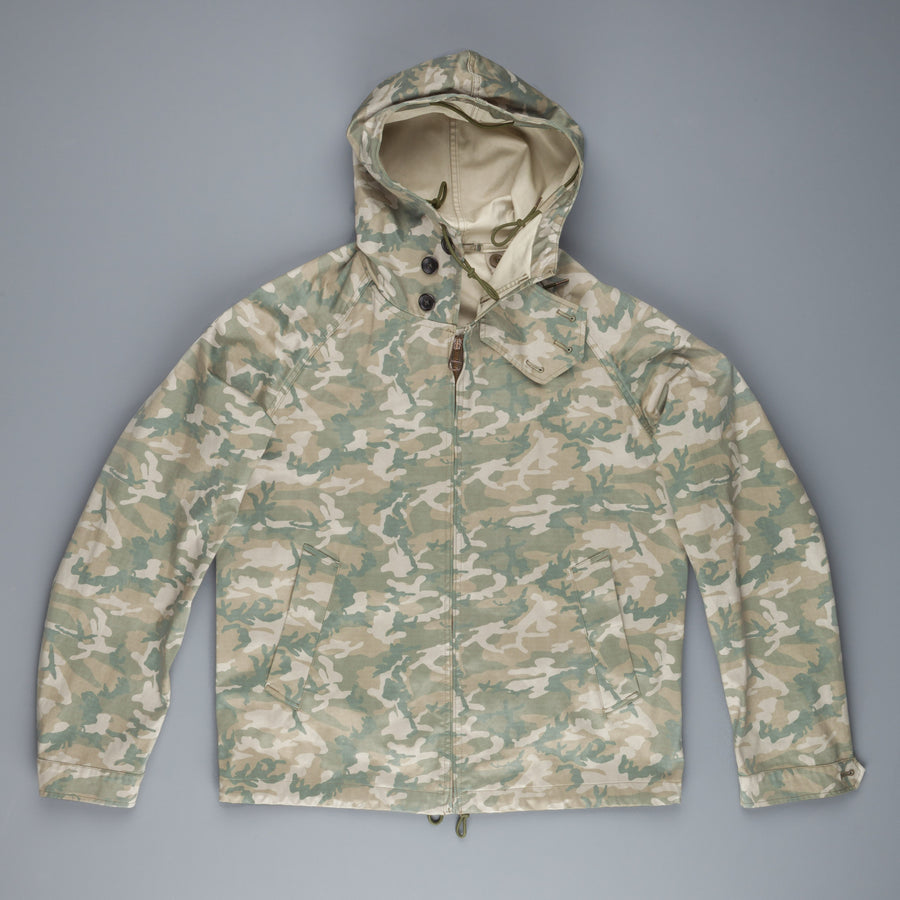 Ten C Anorak camo