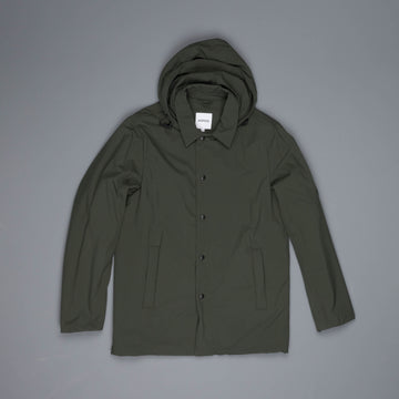 Aspesi Comfort Berli Jacket Dark Green
