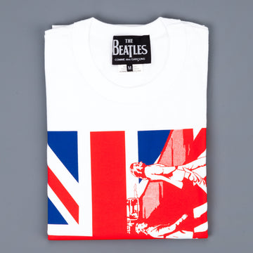 The Beatles x Comme des Garçons  T shirt Walkover white