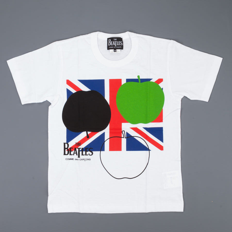 The Beatles x Comme des Garçons  T shirt Apple Corps ltd.