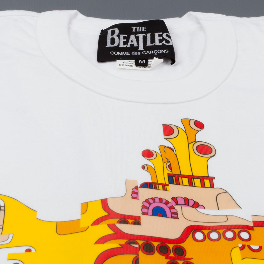 The Beatles x Comme des Garçons  T shirt Yellow Submarine