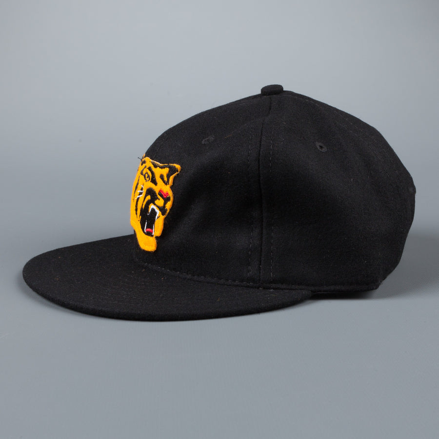Ebbets field flannels Osaka Tigers 1965 6 panel strap back cap black