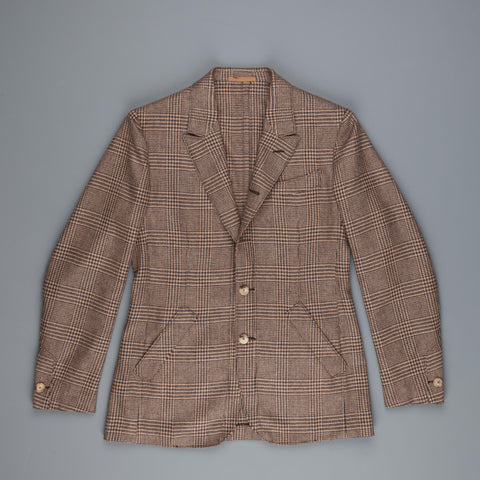 Caruso Camelhair wool Tosca jacket