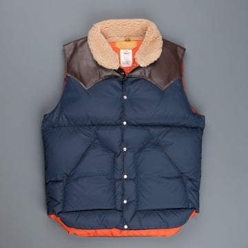 Rocky Mountain Featherbed Christy vest nylon Navy
