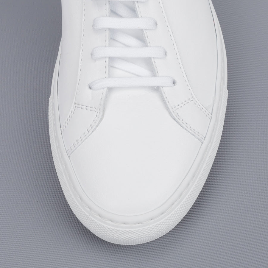 Common Projects Original Achillles Mid white