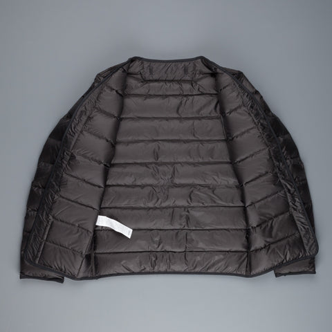 Ten C New Down Liner Dark Grey