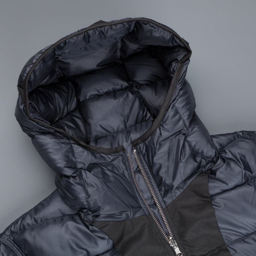 Ten C Hooded Down Liner Navy