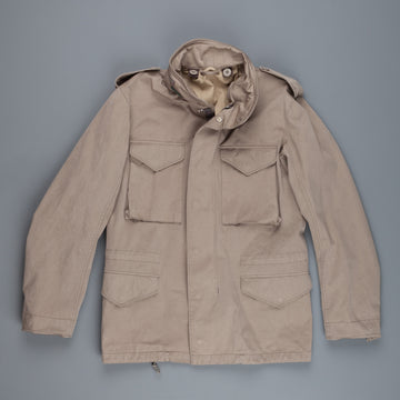Ten C Field Jacket Fango/Noce