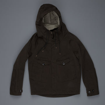 Ten C Tempest Anorak Forest Green