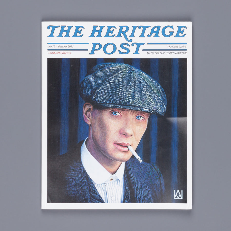 The Heritage post #15 October 2015 ENGLISH Edition