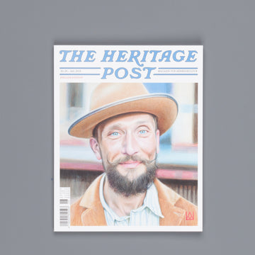 The Heritage Post Nr 26 English edition