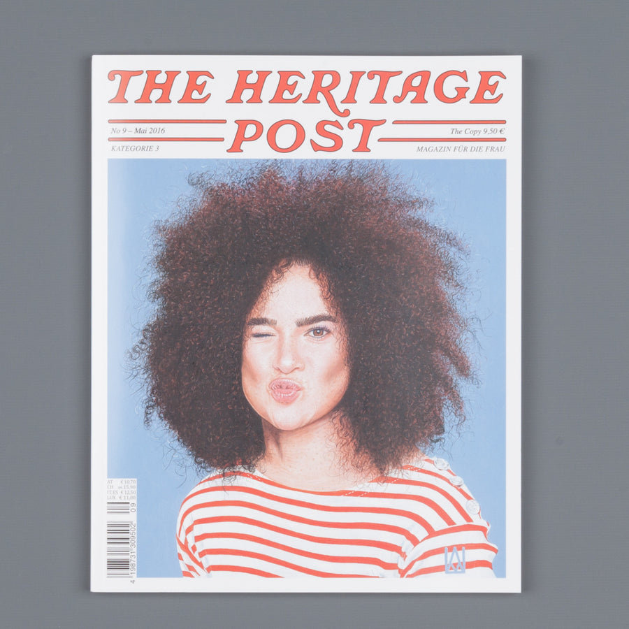 The Heritage Post Nr 9 Women's Edition German 2016