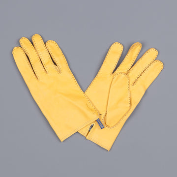 Hestra Jacob gloves natural yellow