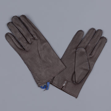 Hestra Jacob gloves dark brown