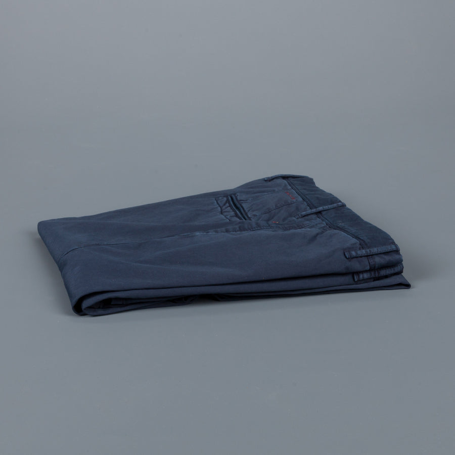 Incotex Slacks 1st603 stretch chino blu