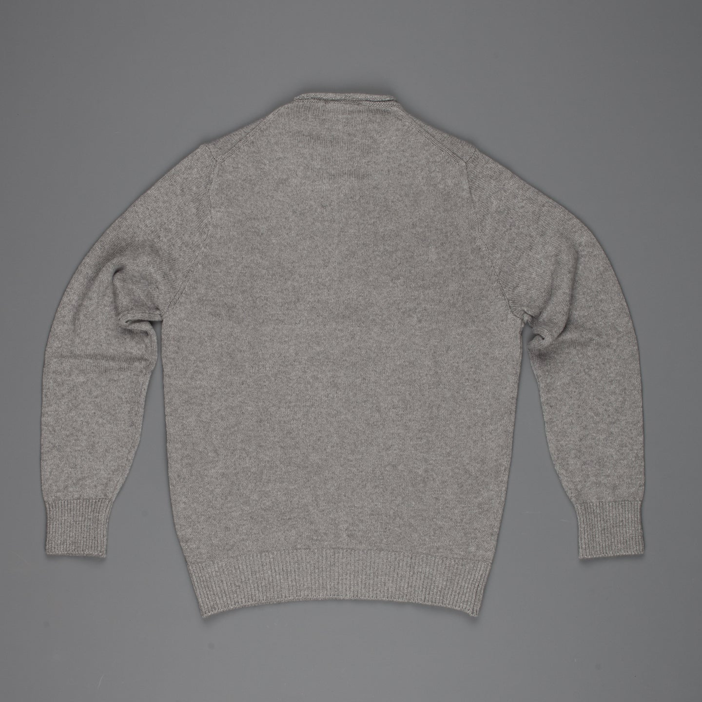 Inis Meáin Currach sweater cotton silk cashmere City