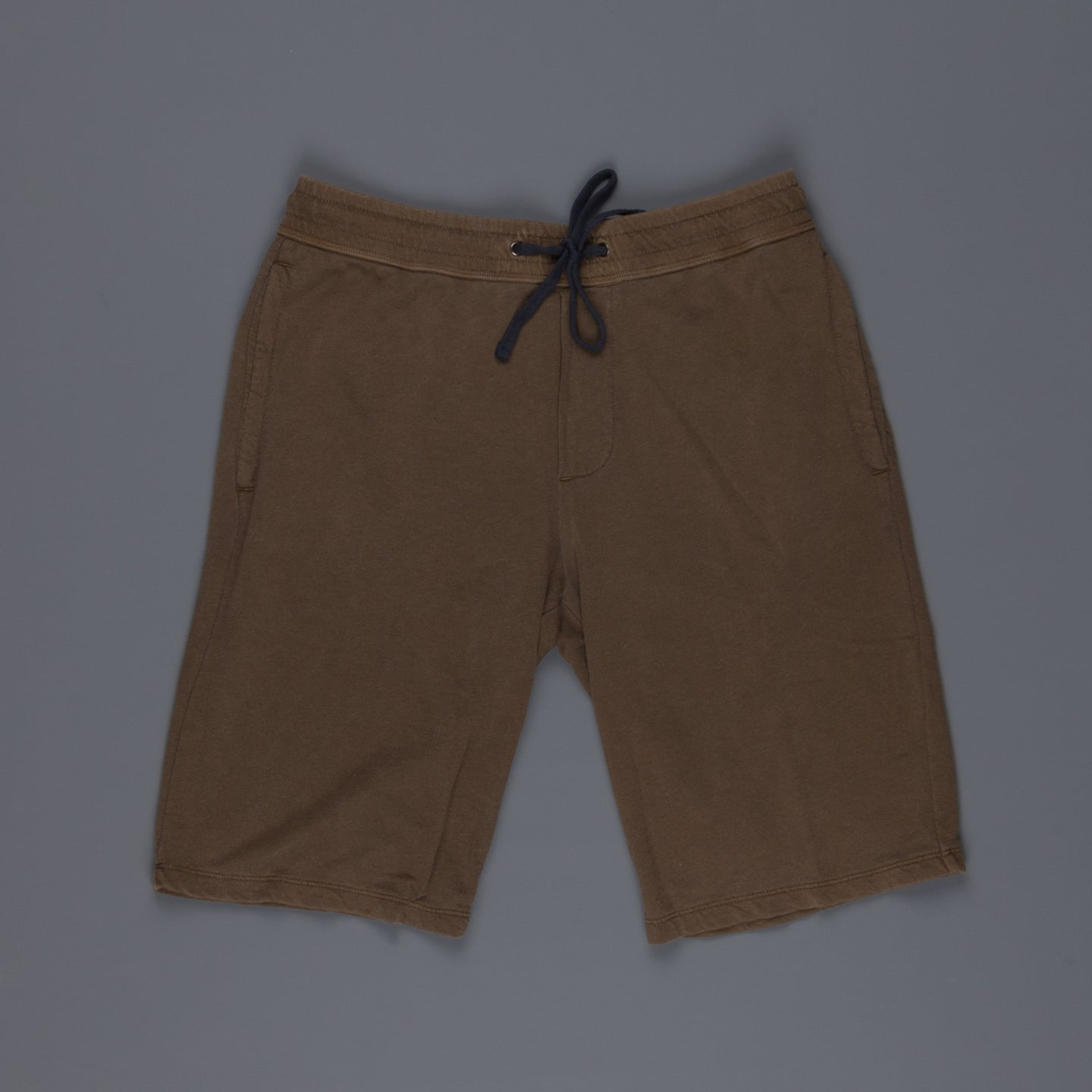James Perse Classic sweatshort Earth Pigment