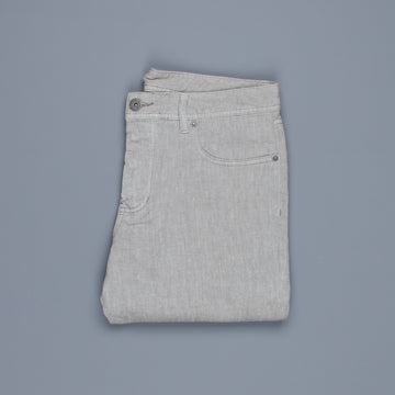 James Perse Classic 5 pocket pants Fog