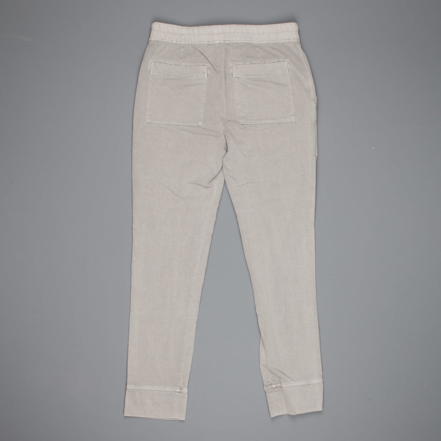 James Perse Cotton jersey jogger pants Paver Pigment