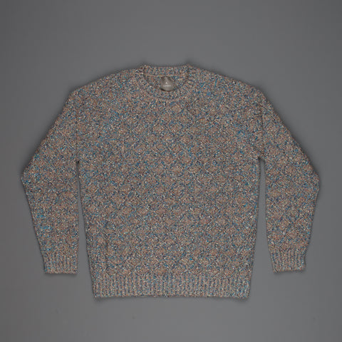 Alfredo Ludwig knit crew neck multicolor