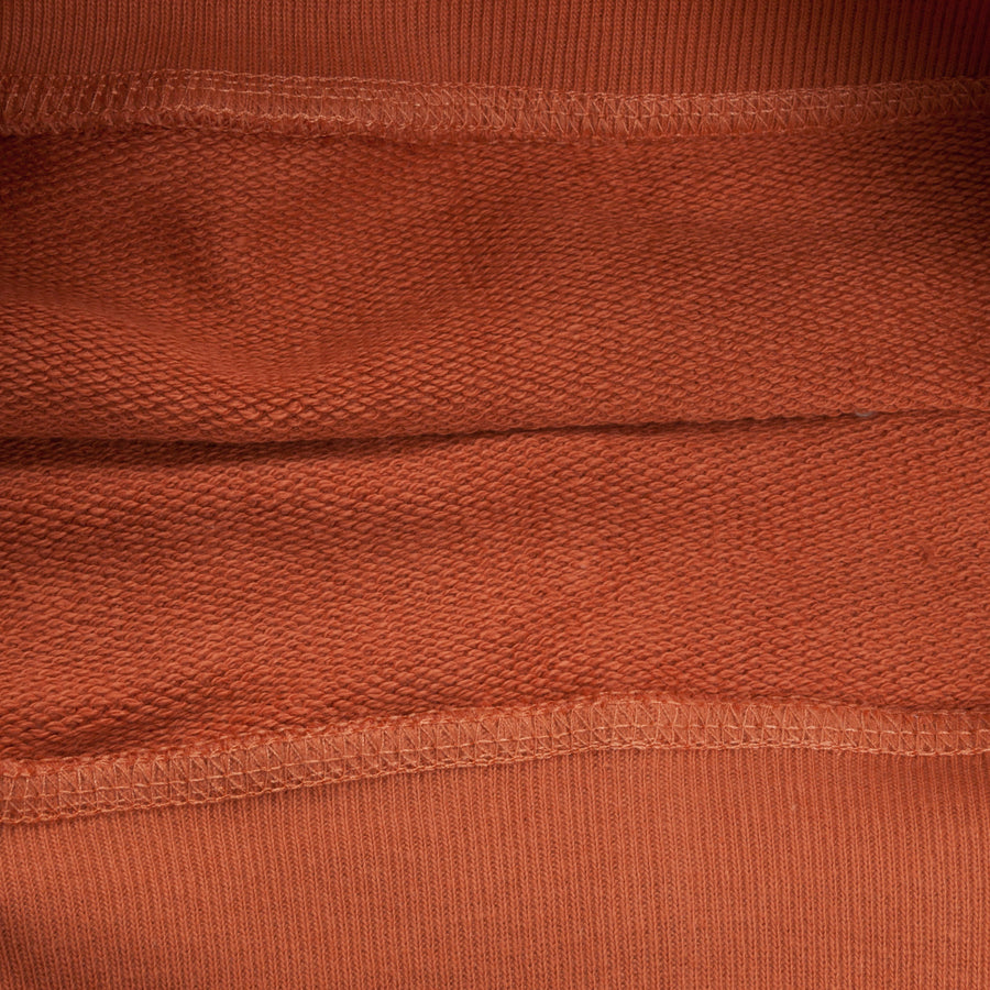 Merz B Schwanen 346 Fleece sweater light rust