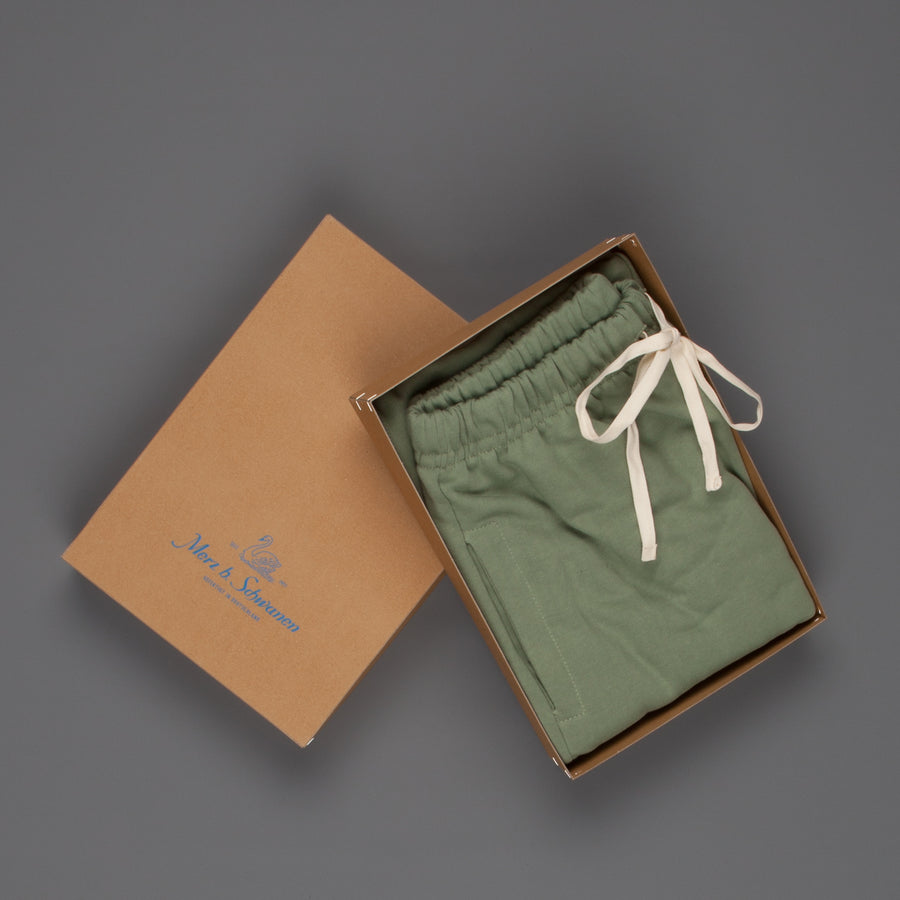 Merz B Schwanen Sweatpants 359 Light Army