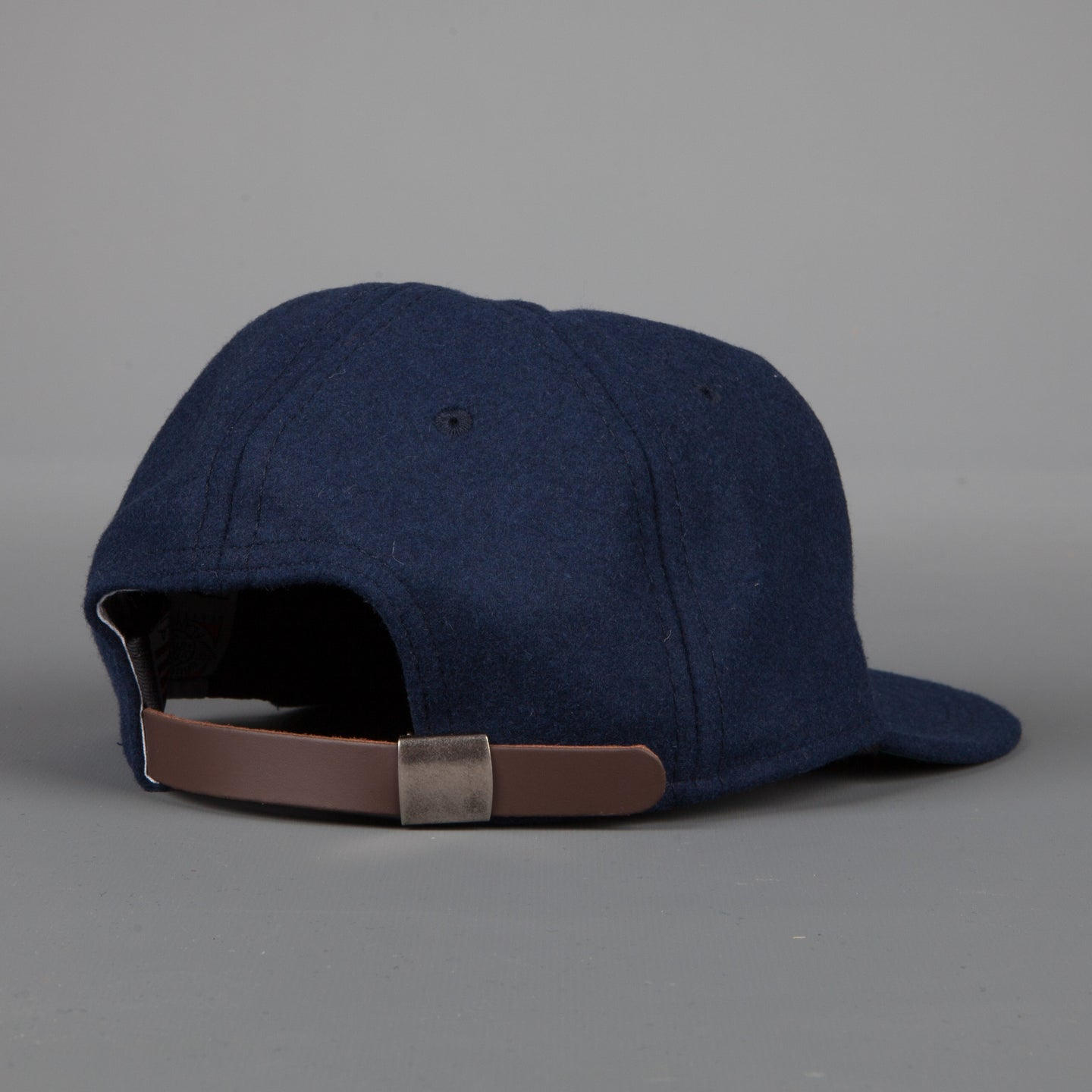 Ebbets Field Flannel Navy Wool Peyote