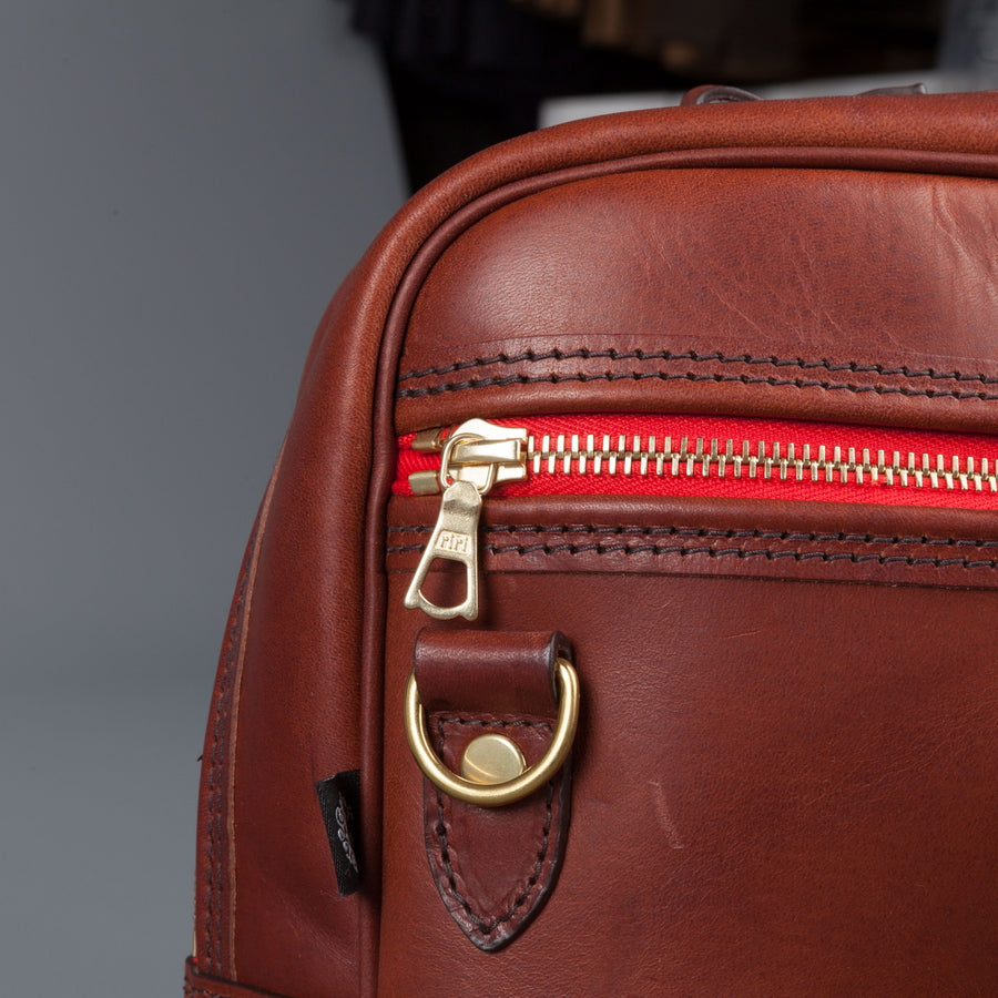 Croots Laptop Bag Italian Calf leather
