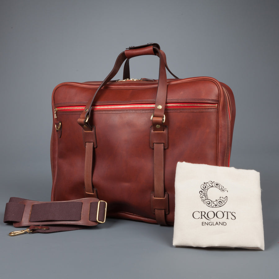 Croots Flight Bag Italian Calf Leather