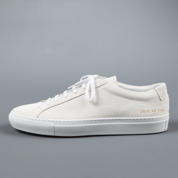 Common Projects Achilles Special Edition White