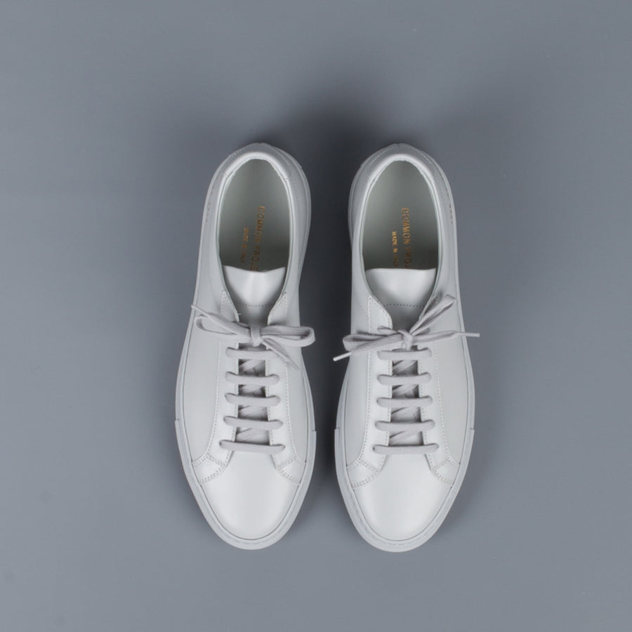 Common Projects Original Achilles Low 1528 Grey