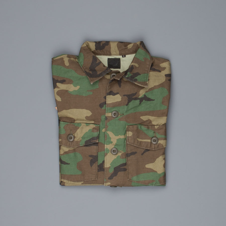 Orslow Army shirt Camouflage