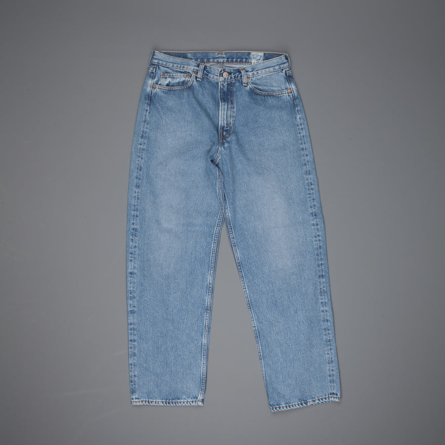 Orslow Dad fit jeans 2 year wash