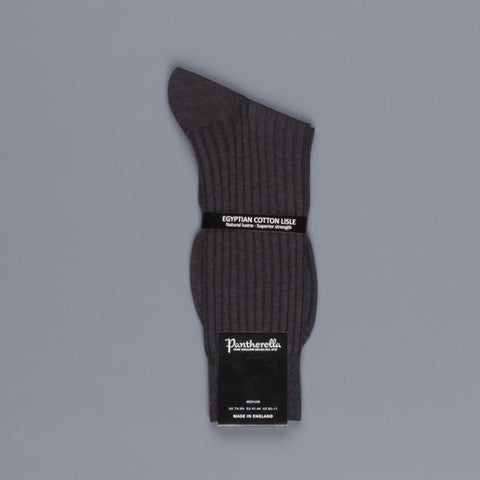 Pantherella Danvers Dark Grey Mix