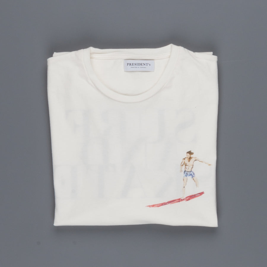President´s Soul Surfer Hand Printed LS T-Shirt