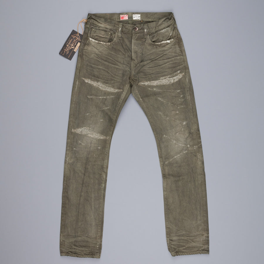 Prps Noir demon jeans green