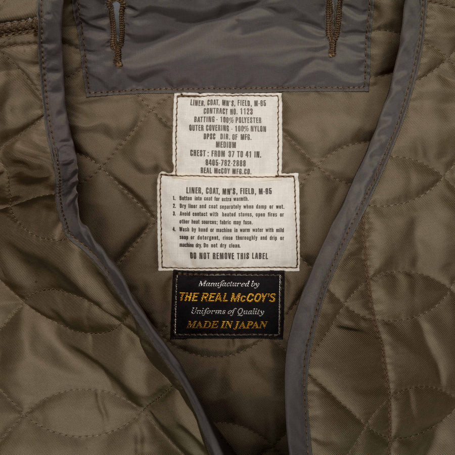 The Real McCoy's Liner for Coat M-65
